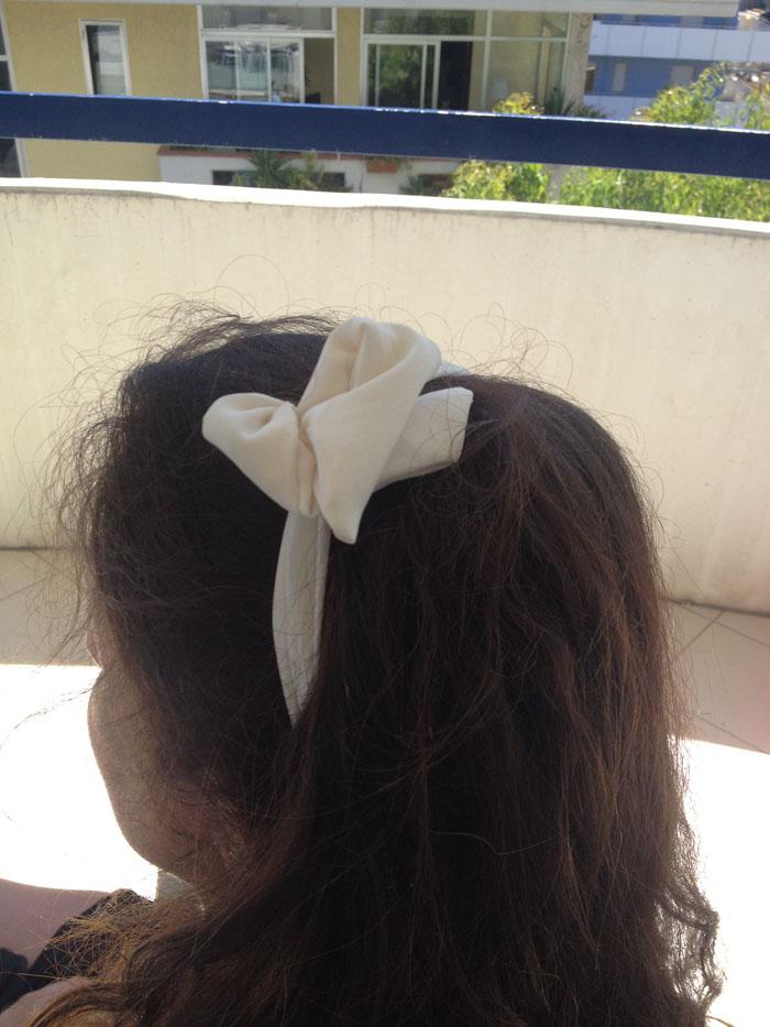 foulard panna