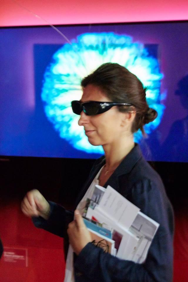 Occhio 3D