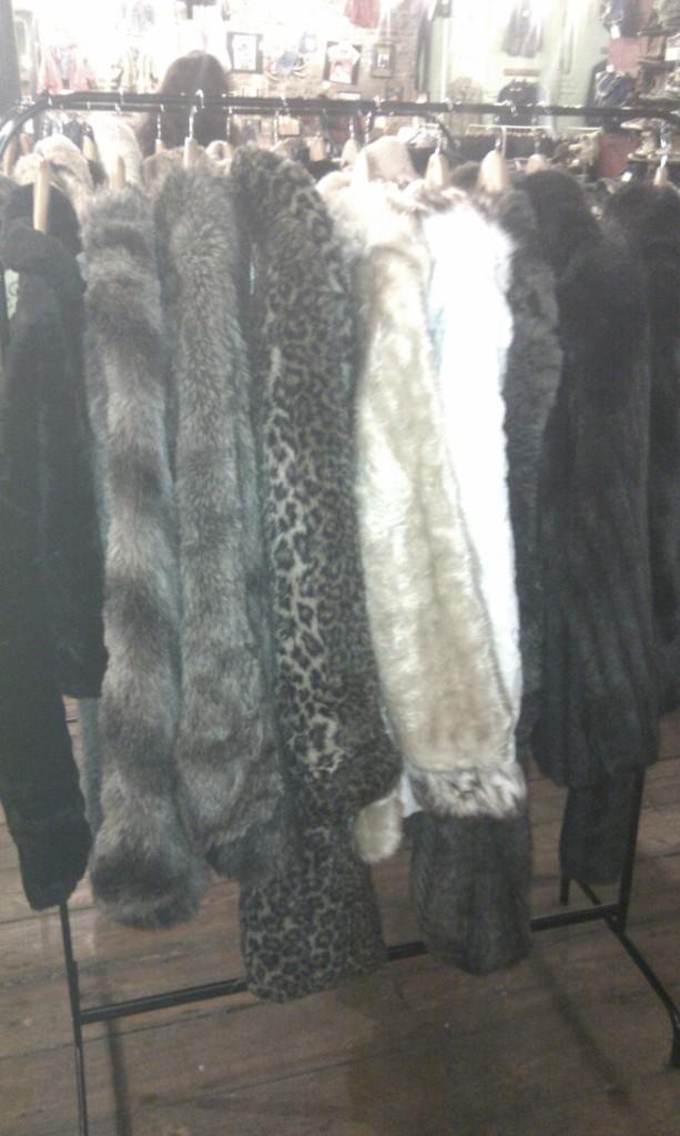 pellicce vintage