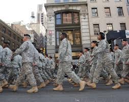 parata militare new york
