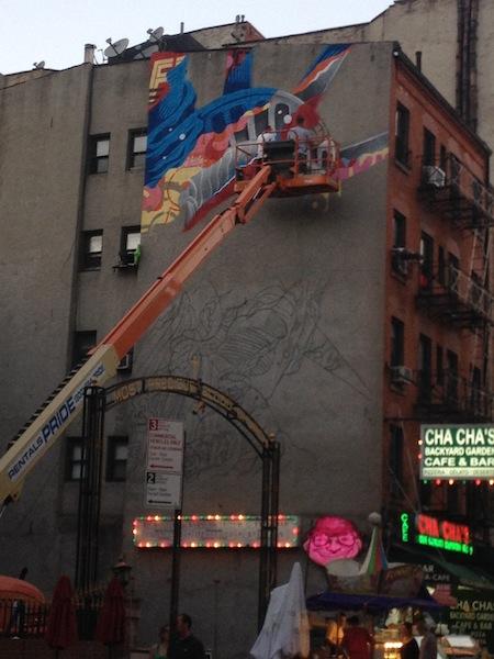 graffiti newyork