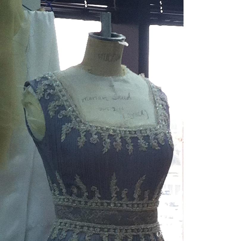 Show room sceikke - Busto con abito su misura
