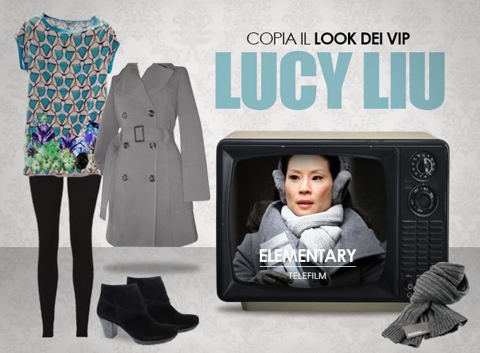 Look vip Lucy Liu