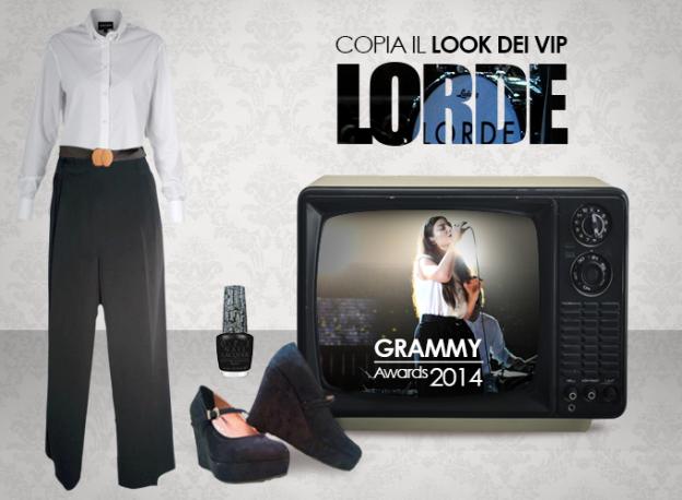 Look Vip Lorde