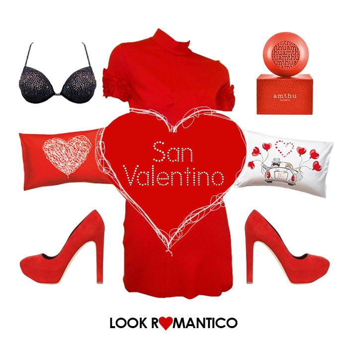 Look per San Valentino