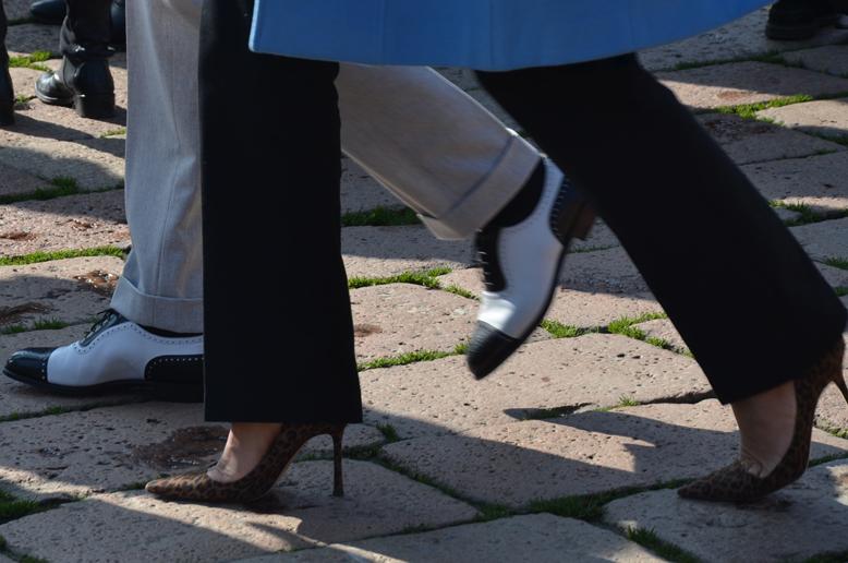 street style scarpe