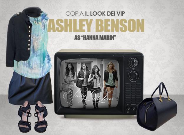 Look vip Ashely Benson