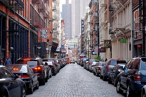 Mercer-Street