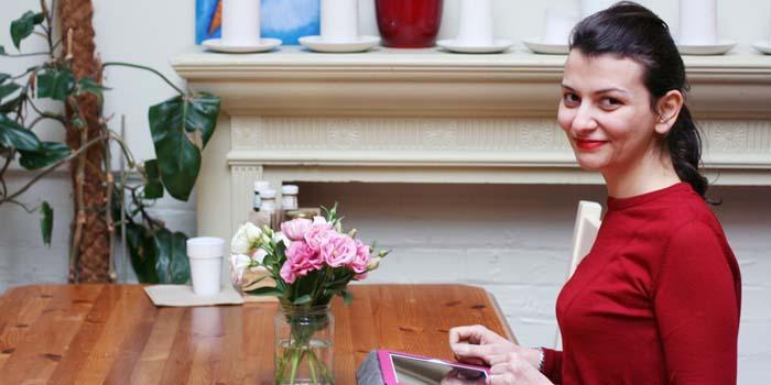 Reporter Londra: Francesca Farina