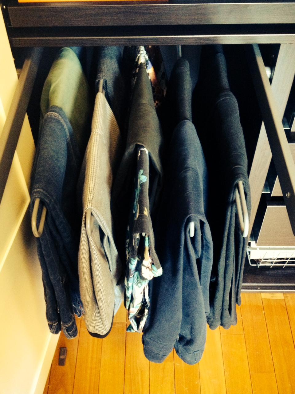 Sos armadio organizziamo il guardaroba blog - Scatole porta indumenti ...