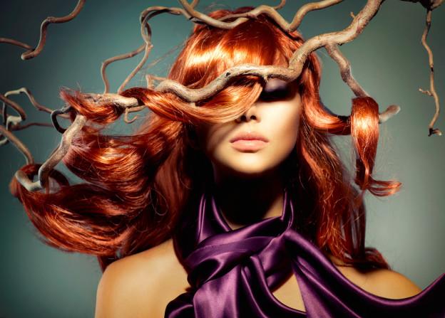 Rimedi naturali per capelli lucenti