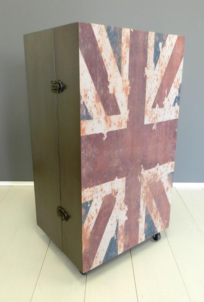 cassettiera bandiera britain_look home