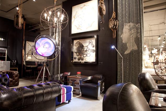 interior rock_look home