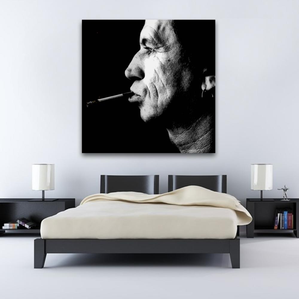 rock bedroom_look home
