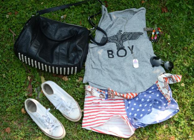 Coachella 2014 outfit