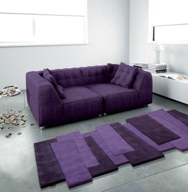 divano violet look home