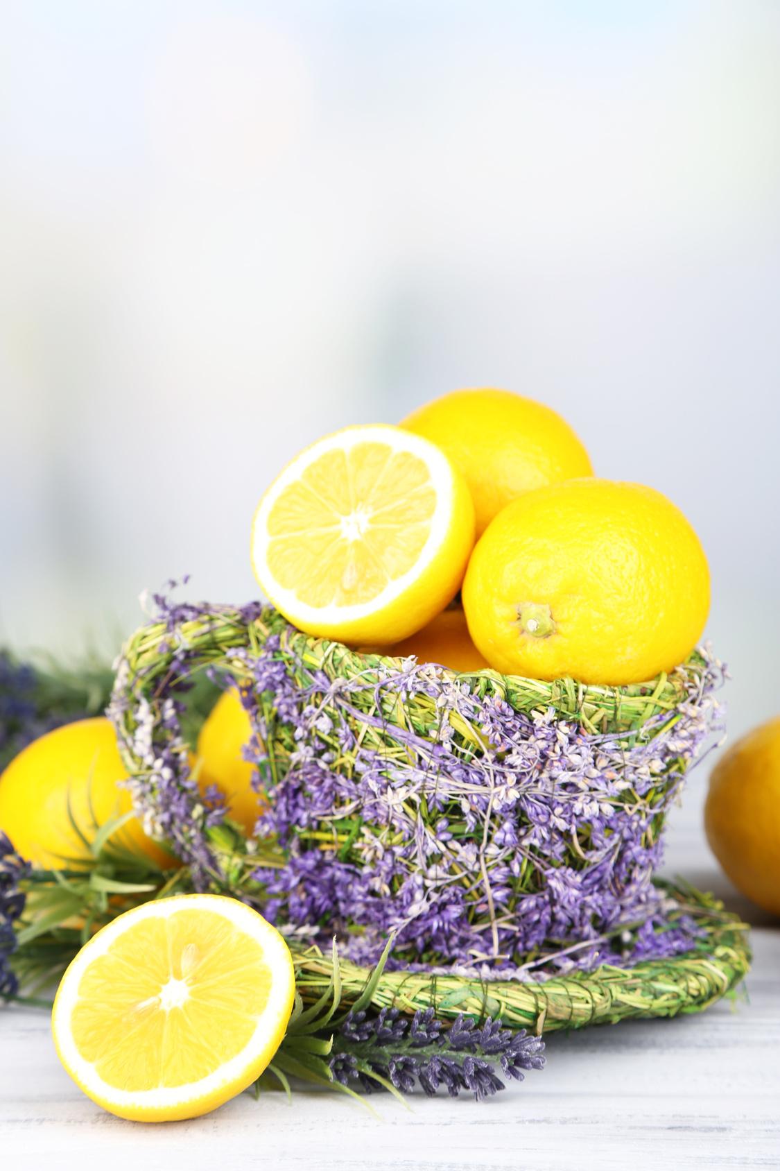 Trattamenti di bellezza con il limone