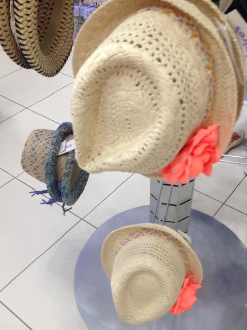 cappello di paglia ragazza