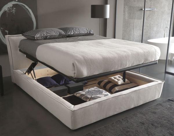 Scegliere il letto perfetto blog - Letto cassettone ikea ...