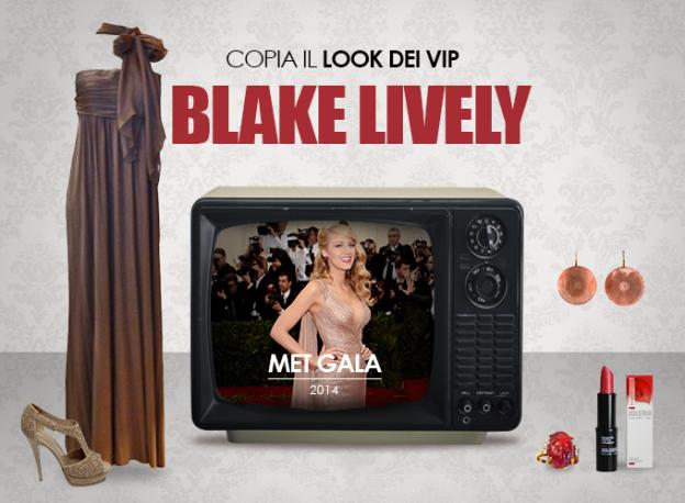 Look Vip Blake Lively