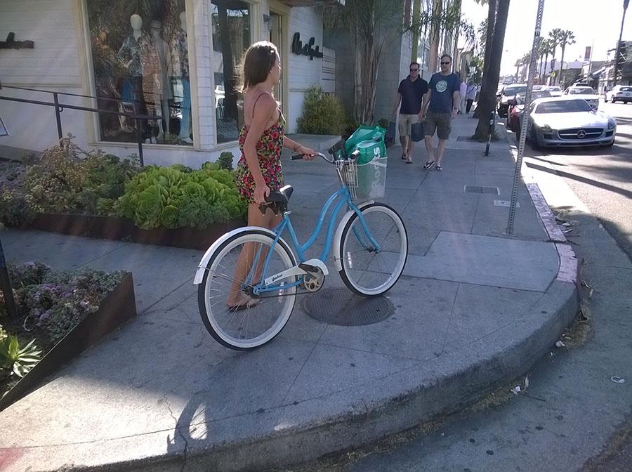 AbbotKinney_Bike
