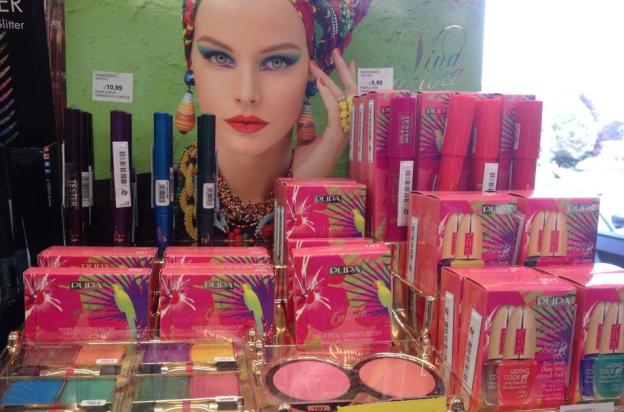 makeup mondiali 2014