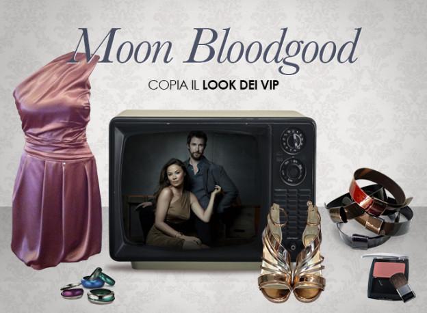 Look dei Vip - Moon Bloodgood