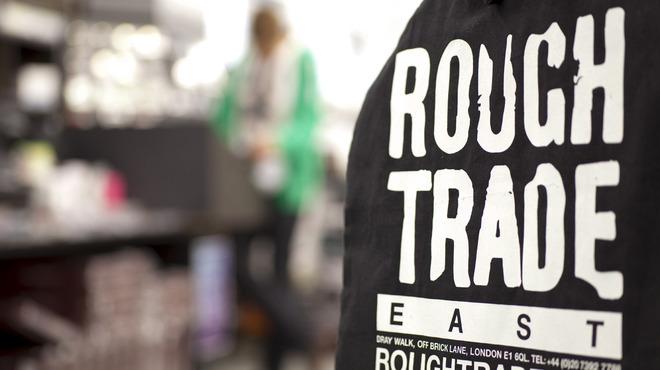 rough trade, dischi