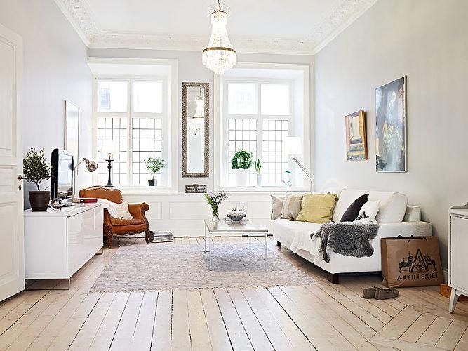 scandinavian design look home
