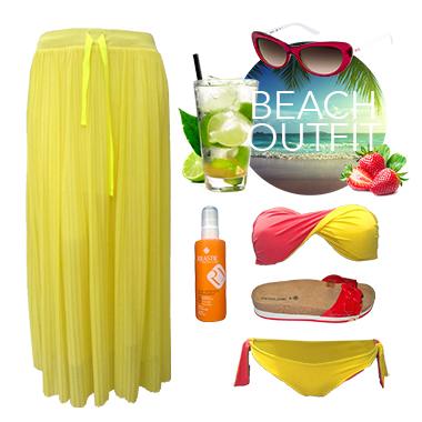 Beach outfit copertina