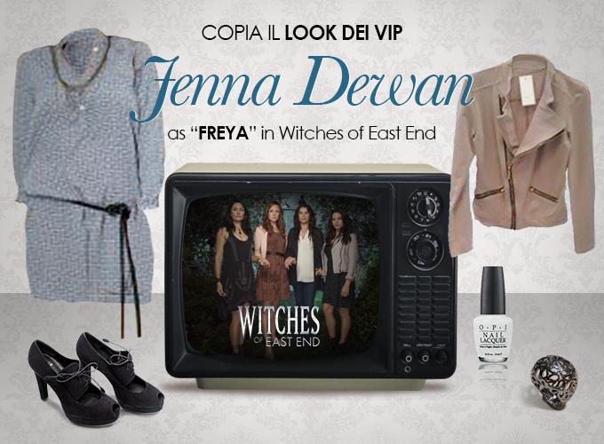 Look dei Vip Jenna Dewan