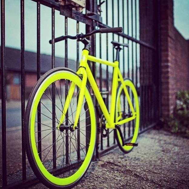 bici londra, bici fighe