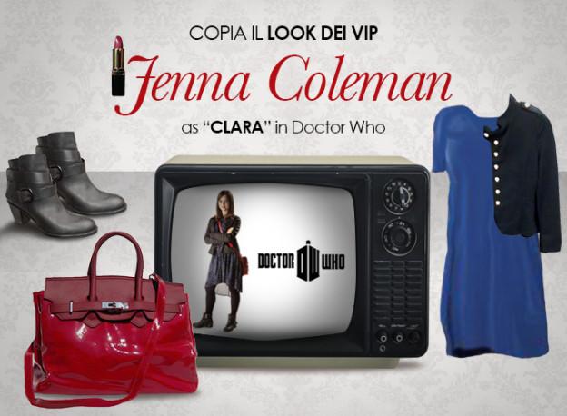 Look vip Jenna Colaman