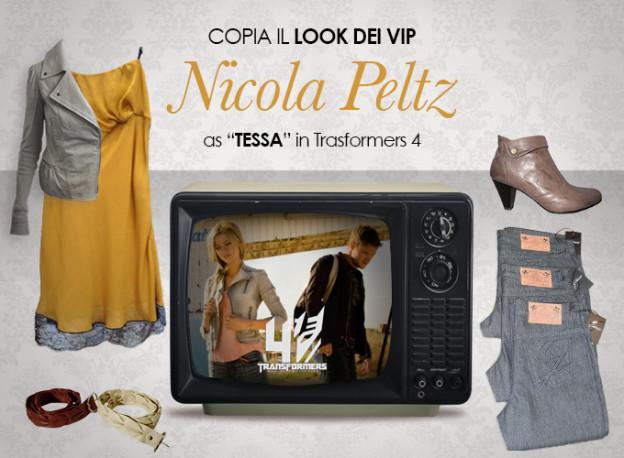 Look vip Nicola Peltz