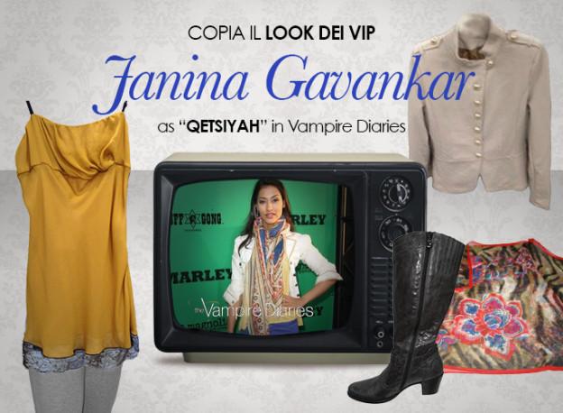 Look Vip Janina Gavankar