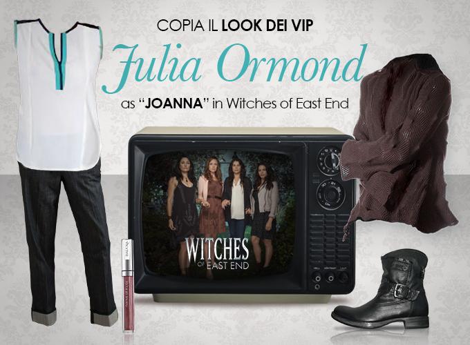 """Look Julia Ormond as """"Joanna"""""""