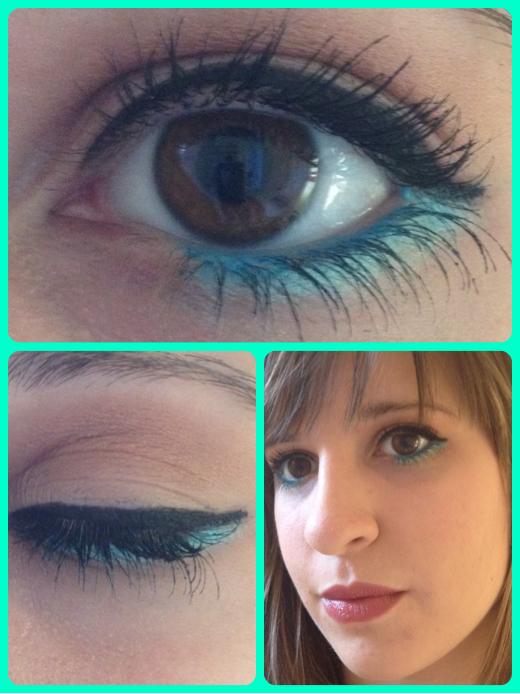 tutorial eyeliner passepartout