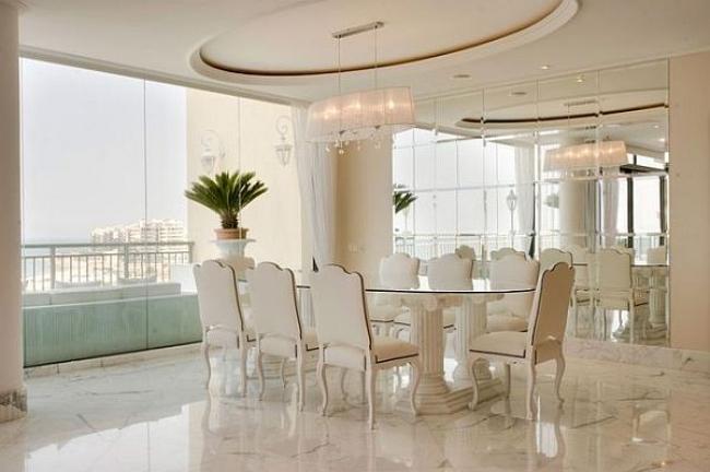 marble floor interiors look home