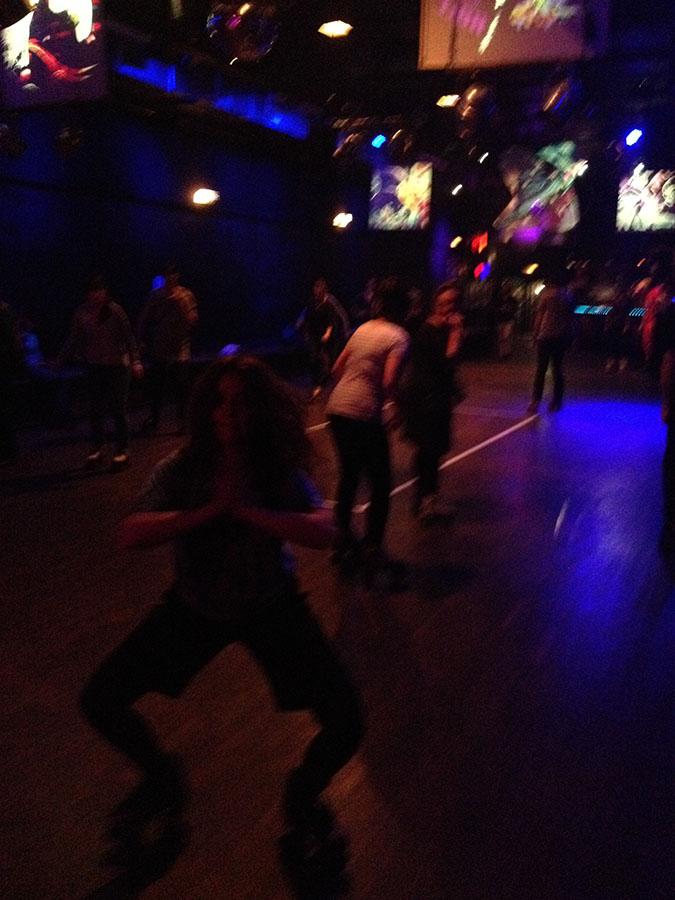 Rollerdisko_Dancing