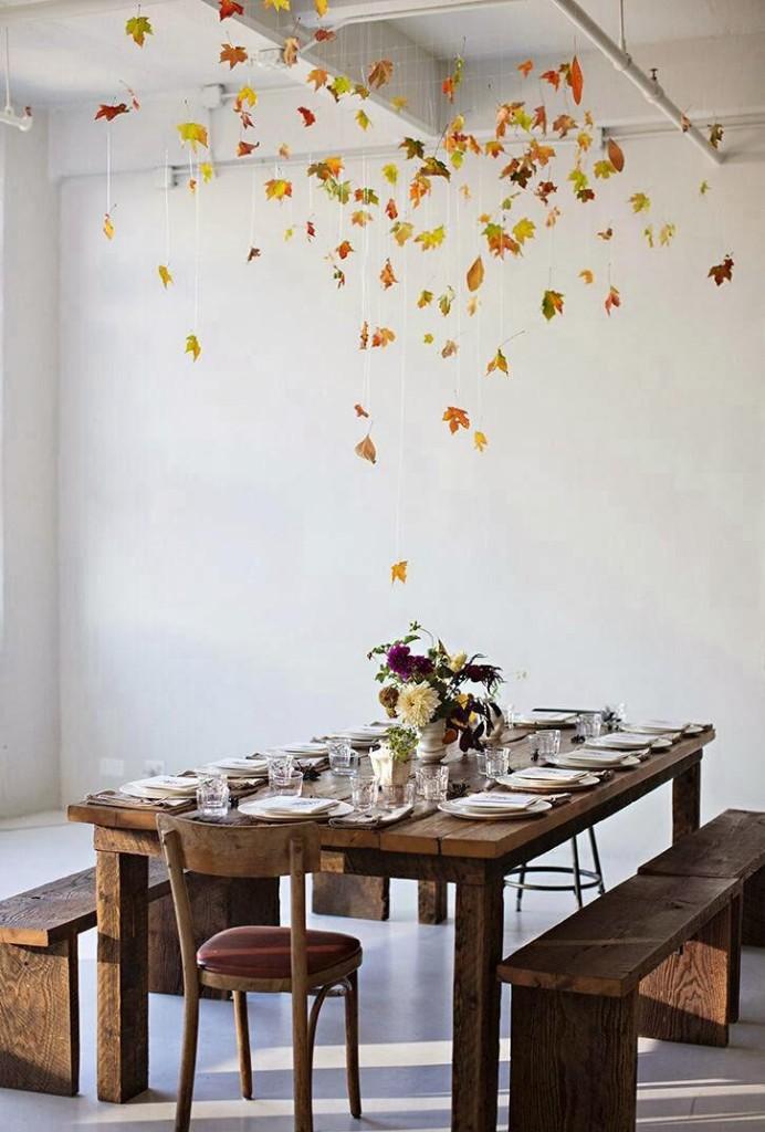foglio autunno look home