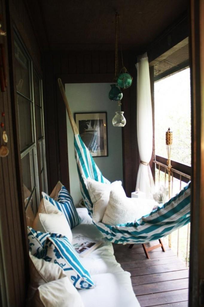 veranda balcone look home