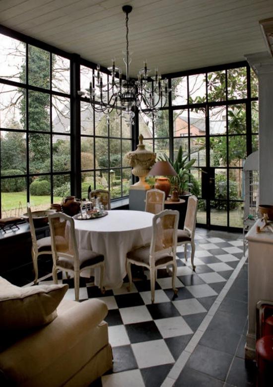 veranda ferro battuto look home