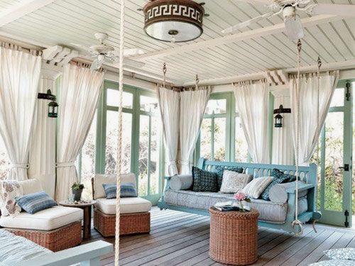veranda tende look home