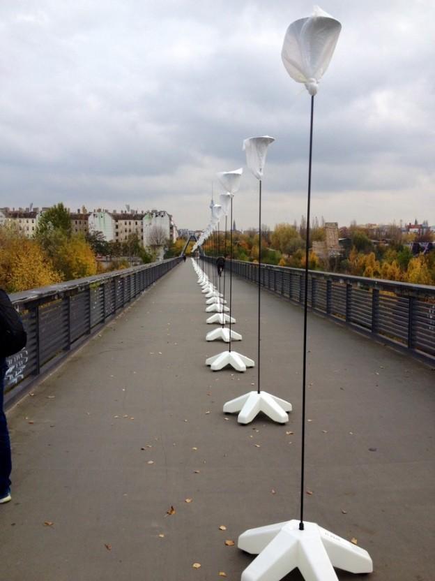 Mauerfall_Mauerbrücke