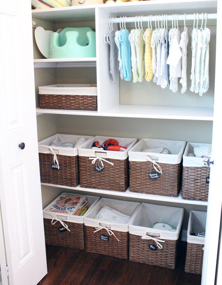 baby closet look home