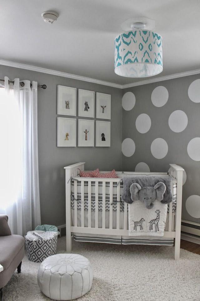 baby room nursery look home