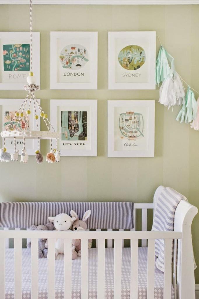 nursery room look home