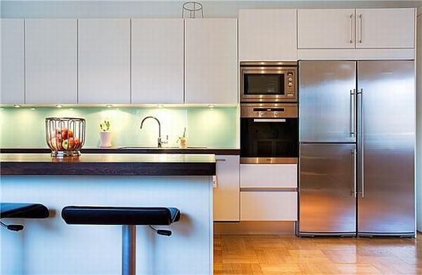 fridge xxl kitchen look home