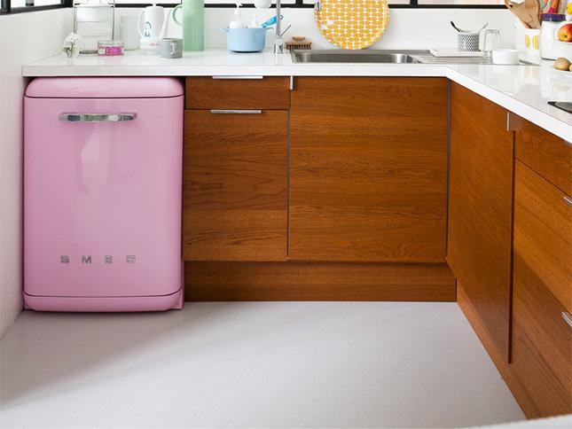 little table fridge_look home