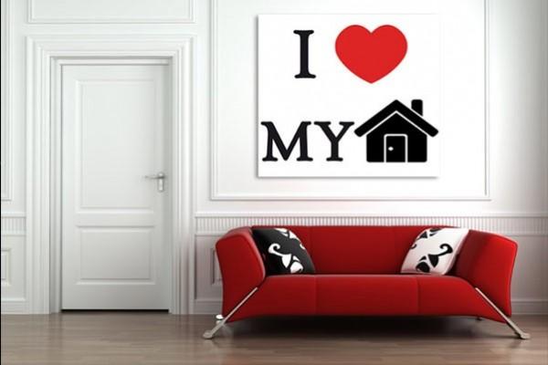 love_look home